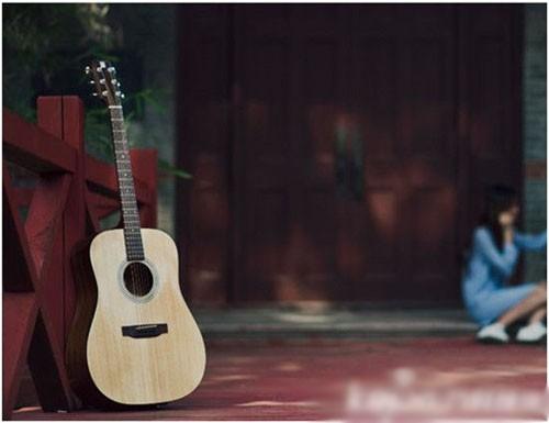 文艺情侣头像吉他