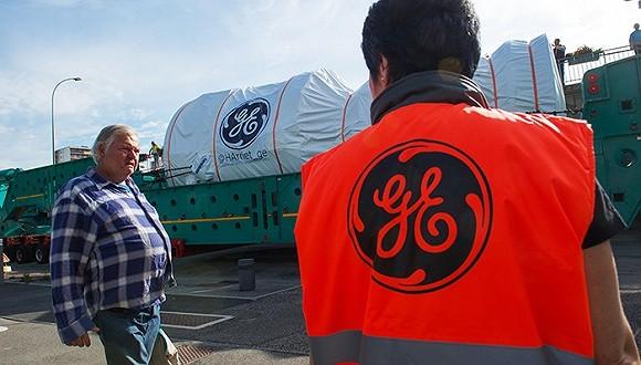 根据预案披露的交易内容,青岛海尔以54亿美元现金购买ge家电业务