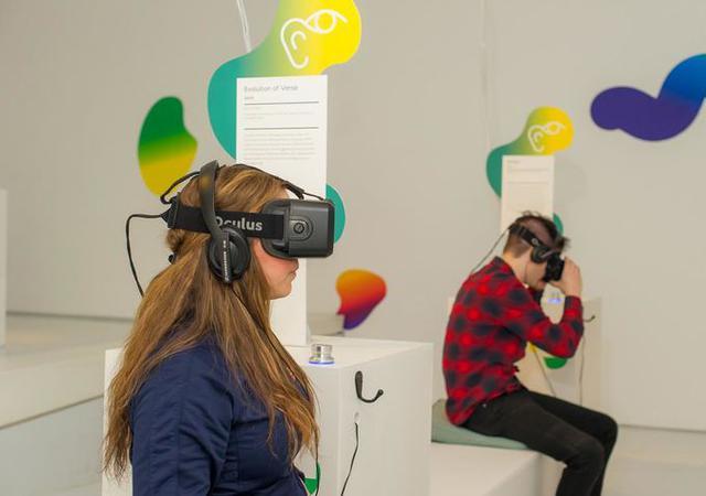 虚拟现实的未来不仅仅是电影和游戏 而是一个全新的平台