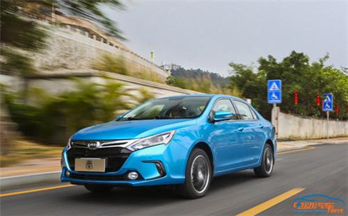 2016年1月新能源车销量排行 比亚迪秦下滑 不及荣威e550一半高清图片