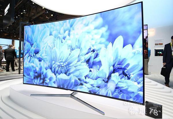 智能电视厂商全面杀向曲面化 三星为何成最大赢家?