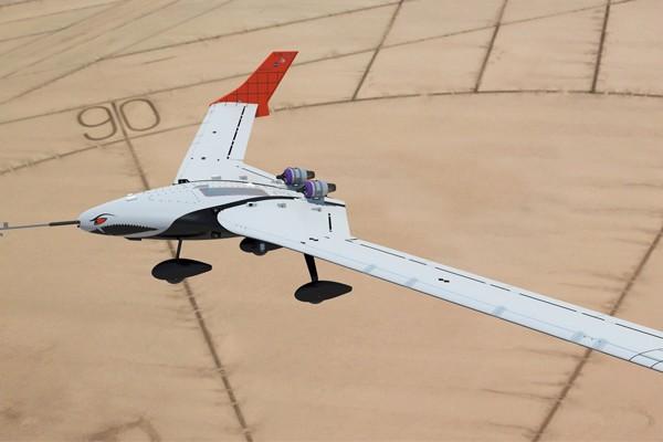 该项目源自于未来isr飞机的研究与技术开发,其中的技术还有可能应用到