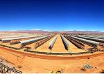 【沙漠之花】世界最大太阳能发电厂酷图欣赏
