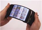 可弯曲的智能手机面世 采用LG显示屏