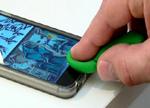 低分辨率指纹识别传感器易被破解