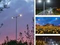 伦敦A406路段LED照明绿色节能改造案例分析