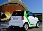 smart打造3款纯电动车 新车陆续发布