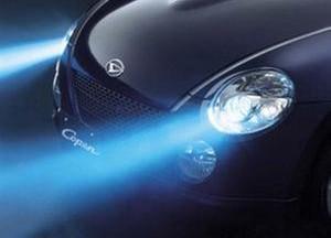 氙气灯和卤素灯对比测试:氙气灯亮度高卤素灯穿透力强