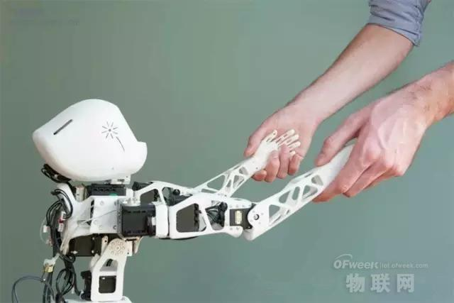 3D打印技术加速推动机器人时代