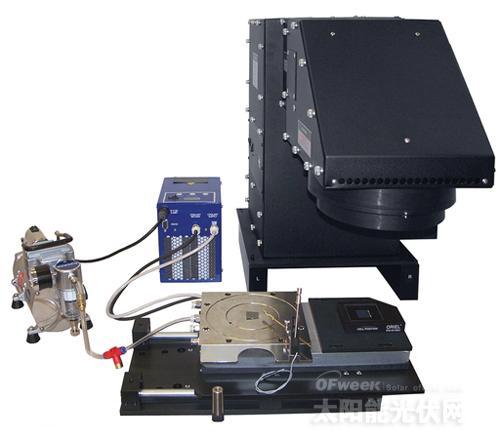 太阳能电池I-V测试系统