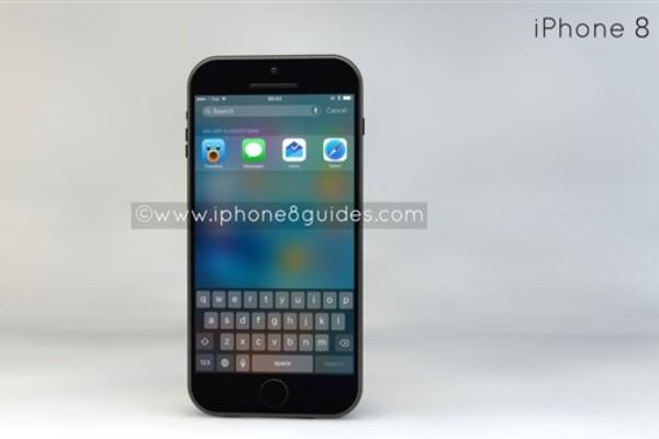 iPhone 8:5.8寸OLED面板