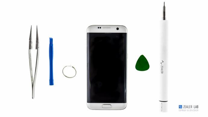 拆解【Samsung Galaxy S7 edge】