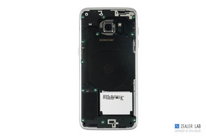 三星s7edge后盖_TRIDEA三星s7edgeG9350原装手机壳S7镜面