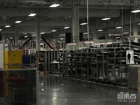 走进特斯拉电池工厂