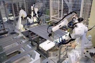 中国工业机器人热销-微商注意了 澳洲面膜使用机器人自动化生产