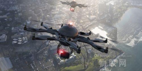 无人机与高科技融合 5大预期及技术突破