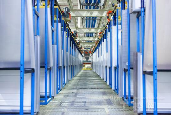 海尔工业互联工厂