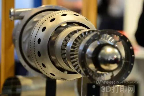 真正的飞机引擎:莫纳什3d打印新突破!