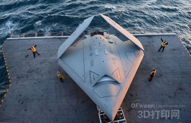 美军大力布局3D打印 将成未来军事核心