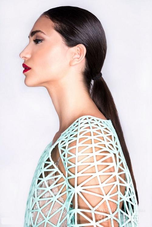 专业设计师分享:如何用3D打印进行个人时装设计?