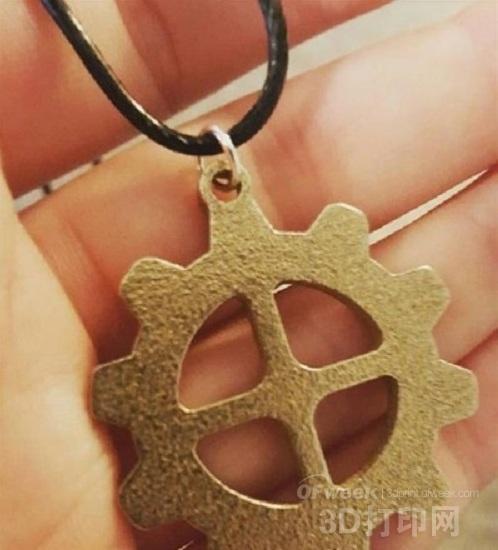 女生节最佳礼物:充满科技范的APEX 3D打印配饰
