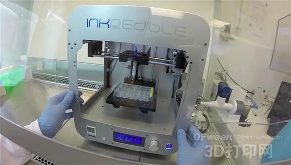 3D生物打印:开创个性化植入物时代