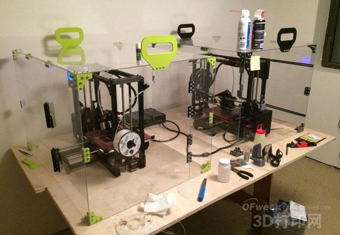 Verterra仅用两台桌面3D打印机开发出大型涡轮原型