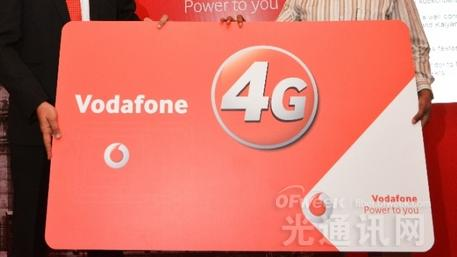 沃达丰孟买4G网络再度扩张
