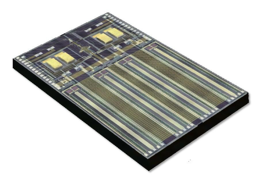 MACOM发布业内首款100G数据中心CWDM4 L-PIC™芯片