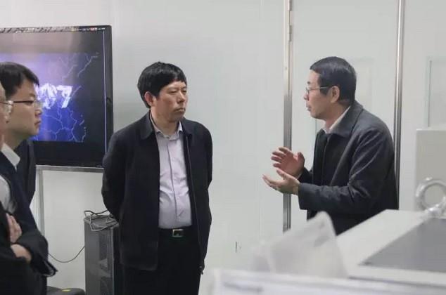 科技部领导调研锐科激光 - OFweek激光网