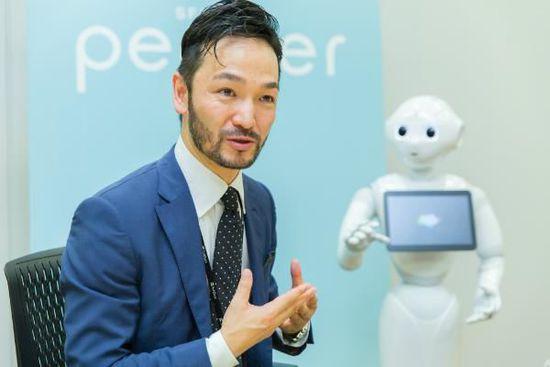 """人形机器人""""Pepper""""之父开始研发家庭用""""治愈系""""机器人"""