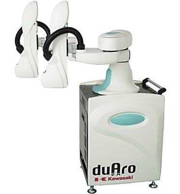 双手腕定位机器人duAro
