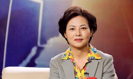 全国政协委员、中国电子学会副理事长兼秘书长徐晓兰