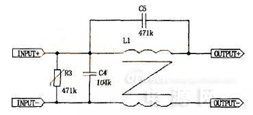 功率30W的小型开关电源分享之滤波电路设计