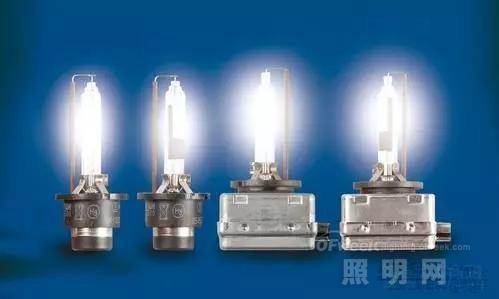 氙气大灯/LED大灯/激光大灯技术对比