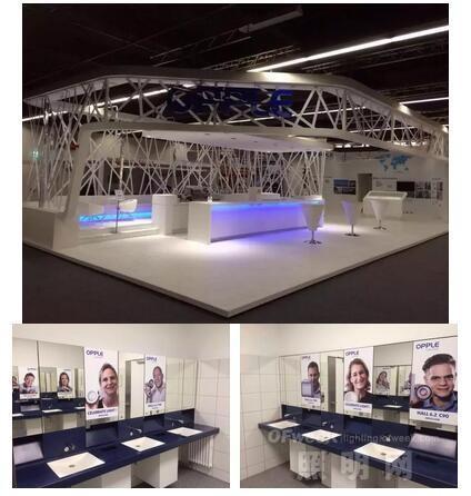 国产照明企业在法拉克福展上祭出的杀手锏