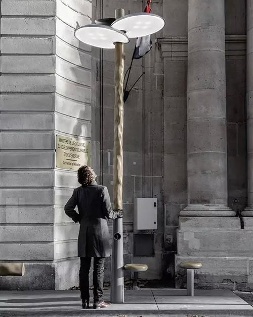 巴黎、洛杉矶、上海…智能路灯哪家强?