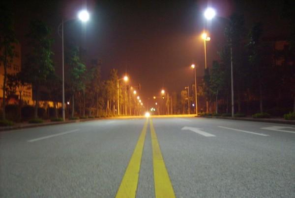 LED路灯的设计标准以及照明要求