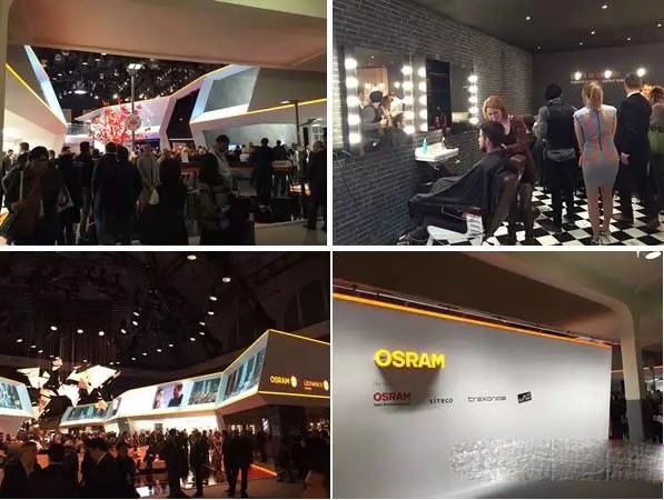 点评7大国际照明品牌在法兰克福展的表现