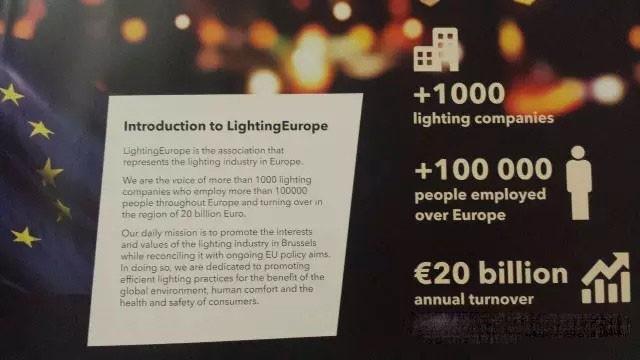 欧洲照明协会正式发布2025发展路线图