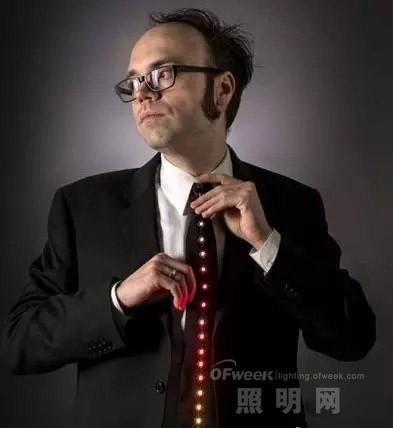 十款LED经典作品:趣味与实用并重