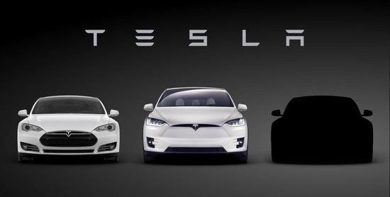 特斯拉新车Model 3揭秘