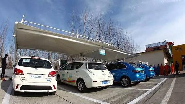 所有纯电动车都支持直流充电?