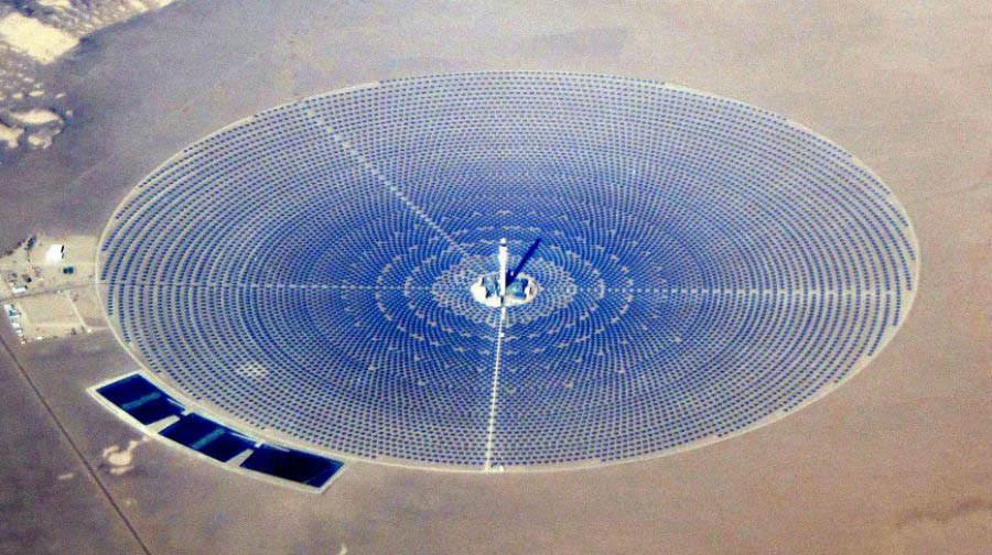 六大最美太阳能发电厂(组图)