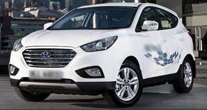 现代研发全新燃料电池汽车 明年年中将发布