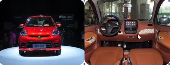 中国新能源汽车代表车型分析