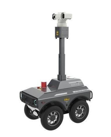 突圍之路:安保機器人站上智能安防新風口