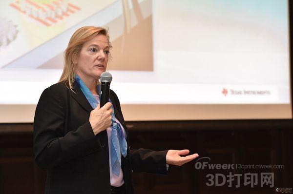 TI DLP产品嵌入式业务总经理Mariquita Gordon