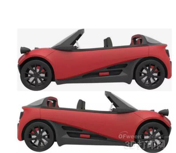 3D打印在中国汽车制造业中的应用分析