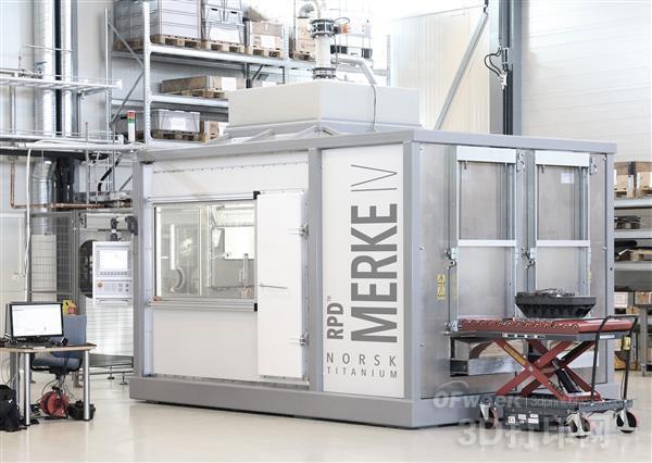 Norsk Titanium扩展美国航空航天金属3D打印市场